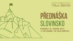Slovinsko - přednáška ve Vile Čerych