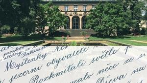Letní škola kaligrafie